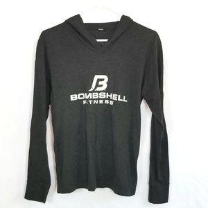 Tops - Bombshell Fitness Hoodie Tank Top Bundle